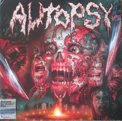 Autopsy -  The Headless Ritual LP