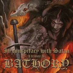 Various -   In Conspiracy With Satan -  A Tribute To Bathory 2xLP