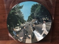 Beatles - Abbey Road LP Picture na internet