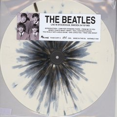 Beatles -   Live In Stockholm, Sweden 24/10/1963 LP