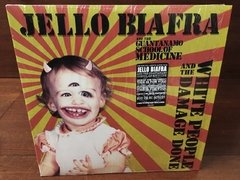 Jello Biafra -  White People And The Damage Done - comprar online