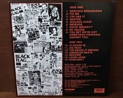 Black Flag - The First Four Years LP na internet