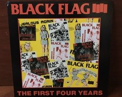 Black Flag - The First Four Years LP - comprar online