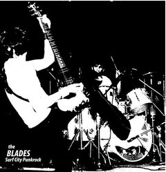 Blades -  Surf City Punkrock LP