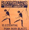 Various -   Bloodstains Across Europe #2 LP