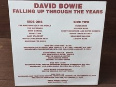 David Bowie - Falling Up Through The Years LP - comprar online