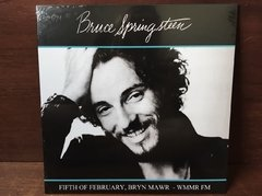 Bruce Springsteen - Fifth Of February, Bryn Mawr WMMR Fm LP - comprar online