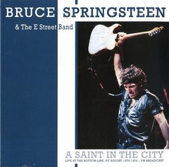Bruce Springsteen & The -  Street Band -   A Saint In The City  LP