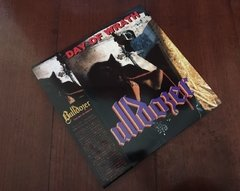 Bulldozer - The Day Of Wrath LP