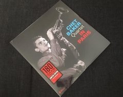 Chet Baker Quartet - In Paris LP