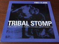 The Clash - Tribal Stomp LP - comprar online