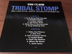 The Clash - Tribal Stomp LP na internet