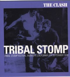 The Clash - Tribal Stomp LP