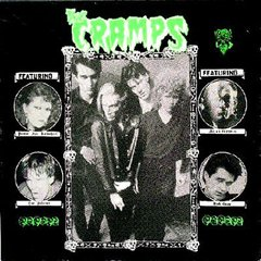 The Cramps - De Lux Album LP