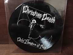 Christian Death - Only Theatre Of Pain LP Picture - comprar online