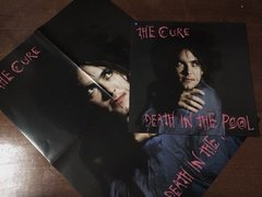 The Cure - Death In The Pool LP + Pôster - loja online