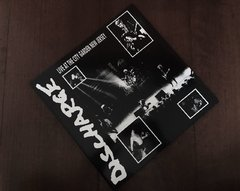 Discharge - Live At The City Garden New Jersey LP (Splatter)