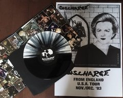 Discharge - Live At The City Garden New Jersey LP (Splatter) - comprar online