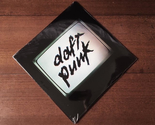 Daft Punk - Human After All 2xLP