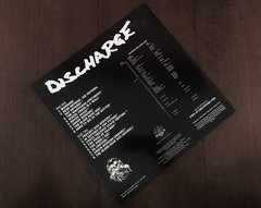 Discharge - Live At The City Garden New Jersey LP (Splatter) na internet