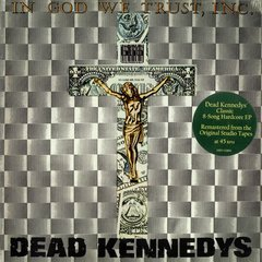 Dead Kennedys - In God We Trust, Inc. LP