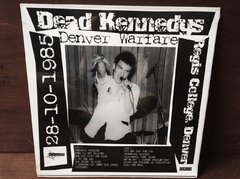Dead Kennedys - Denver Warfare LP - comprar online