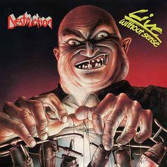 Destruction -  Live - Without Sense LP + EP