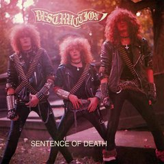 Destruction -   Sentence Of Death LP (Nacional)