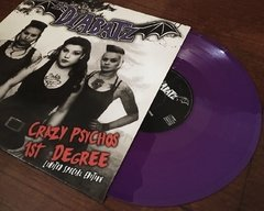 As Diabatz - Crazy Psychos 1st Degree 10' - Anomalia Distro
