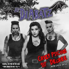 As Diabatz - Crazy Psychos 1st Degree 10'