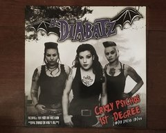 As Diabatz - Crazy Psychos 1st Degree 10' - comprar online