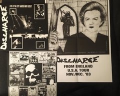 Discharge - Live At The City Garden New Jersey LP na internet