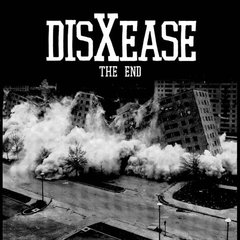 DisXease -   The End LP