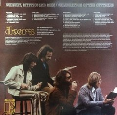 The Doors - Whiskey, Mystics And Men / Celebration Of The Outtakes 2xLP - comprar online