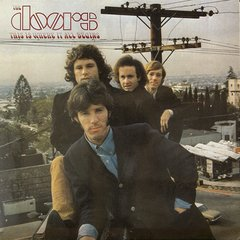 The Doors - This Is Where It All Begins LP