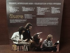 The Doors - Whiskey, Mystics And Men / Celebration Of The Outtakes 2xLP - Anomalia Distro