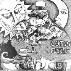 Exithippies / Lotus Fucker -   Disgrace To The Corpse Of Elmo / Lotus Fucker LP - comprar online
