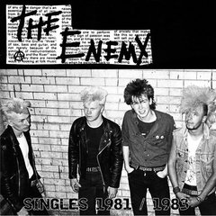 Enemy -   Singles 1981 / 1983 LP