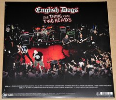 English Dogs -   The Thing With Two Heads LP - comprar online