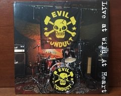 Evil Conduct - Live At Wild At Heart LP - comprar online