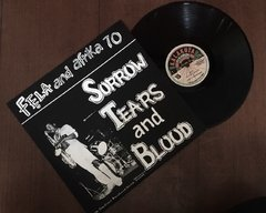 Fela And Afrika 70 - Sorrow Tears And Blood LP na internet