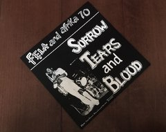 Fela And Afrika 70 - Sorrow Tears And Blood LP