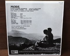 "Pink Floyd - Soundtrack From The Film ""More"" LP - comprar online"