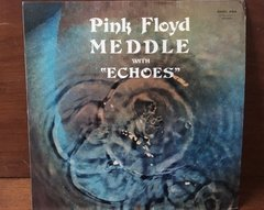 "Pink Floyd - Meddle (With ""Echoes"") LP - comprar online"