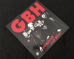GBH - Perfume And Piss LP