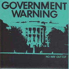 Government Warning -  No Way Out EP