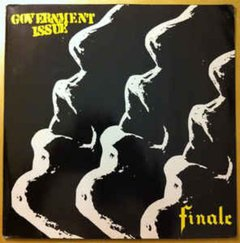 Government Issue -   Finale 2xLP