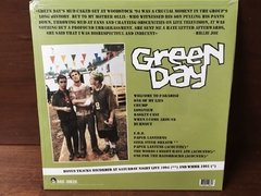 Green Day - Woodstock 1994 US TV Broadcast LP na internet