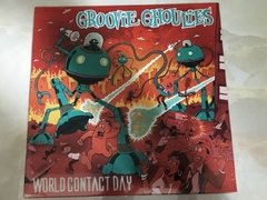 Groovie Ghoulies - World Contact Day LP - comprar online