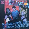 Hellmenn - Bastard Sons Of 10,000,000 Maniacs! LP